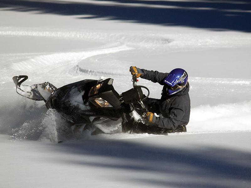 Snowmobiling in Breckenridge