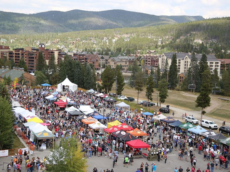 Breckenridge Summer Beer Fest