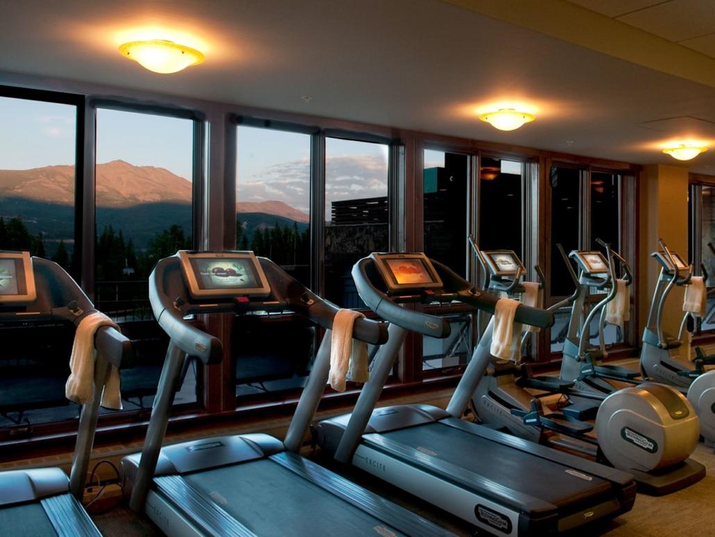 Grand Lodge on Peak 7 Fitness Center