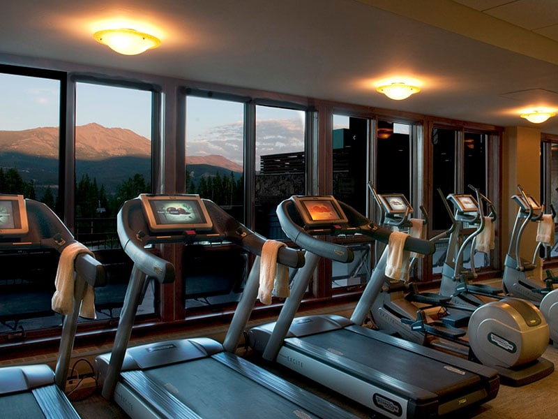 Grand Lodge on Peak 7 Gym