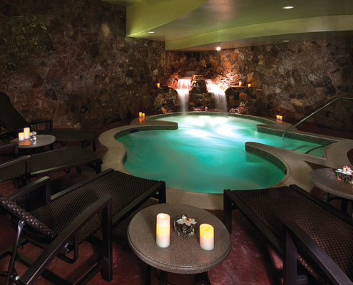 Sooth Spa Grotto Grand Lodge On Peak 7